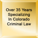 H. Michael Steinberg Best Colorado Criminal Defense Lawyer